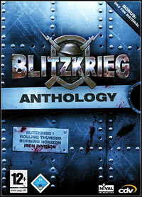 Game Box for Blitzkrieg Anthology (PC)