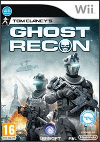 Okładka Tom Clancy's Ghost Recon (2010) (Wii)