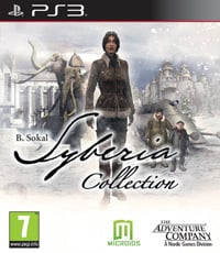 Okładka Syberia Collection (PS3)