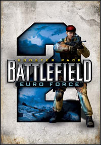 Okładka Battlefield 2: Euro Force (PC)
