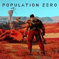 Game Box for Population Zero (PC)