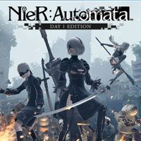 Game Nier: Automata (PS4) cover