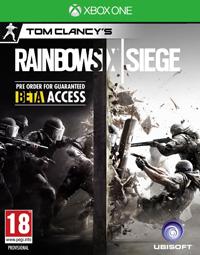 Game Tom Clancy's Rainbow Six: Siege (PC) cover