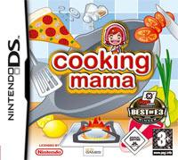 Okładka Cooking Mama (NDS)