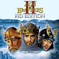 Game Box for Age of Empires II: HD Edition (PC)