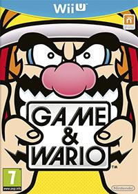 Okładka Game & Wario (WiiU)