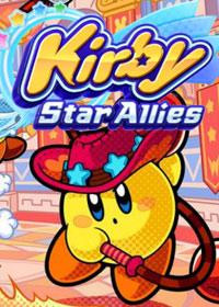 Okładka Kirby Star Allies (Switch)