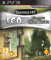 Game Box for Shadow of the Colossus HD (PS3)