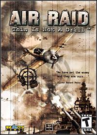 Game Box for Air Raid: This is not a Drill! (PC)