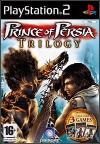 Okładka Prince of Persia: Trilogy (PS2)