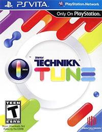 Okładka DJMAX Technika Tune (PSV)