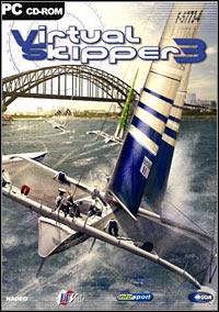 Okładka Virtual Skipper 3 (PC)