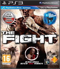 Okładka The Fight: Lights Out (PS3)