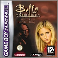Okładka Buffy the Vampire Slayer: Wrath of the Darkhul King (GBA)