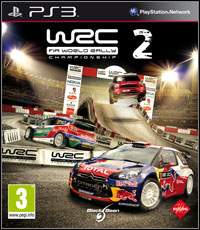 Game WRC 2 (X360) cover