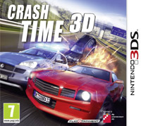 Okładka Crash Time 3D (3DS)