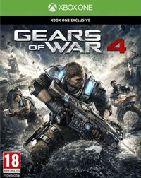 Game Gears of War 4 (XONE) cover