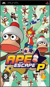 Okładka Ape Escape: On the Loose (PSP)