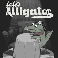 Later Alligator cover