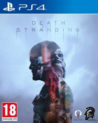 Game Box for Death Stranding (PS4)