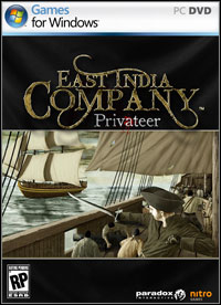Okładka East India Company: Privateer (PC)