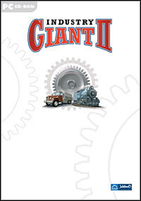 Game Box for Industry Giant II (2002) (PC)