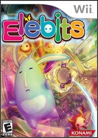 Okładka Elebits (Wii)