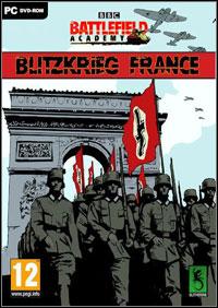 Okładka Battle Academy Blitzkrieg France (PC)