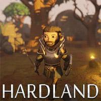 Game Box for Hardland (PC)