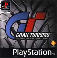Game Box for Gran Turismo (PS1)