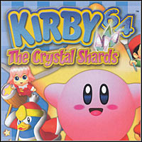 Okładka Kirby 64: The Crystal Shards (Wii)