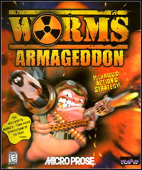 Okładka Worms: Armageddon (PC)