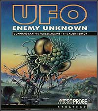 Game Box for UFO: Enemy Unknown (1994) (PC)
