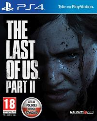 Game Box for The Last of Us: Part II (PS4)