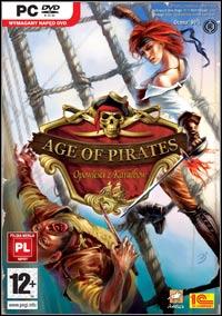 Okładka Age of Pirates: Caribbean Tales (PC)