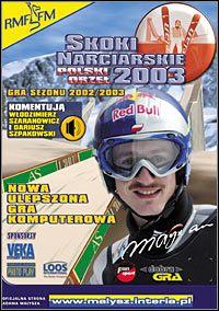 Game Box for Skoki narciarskie 2003: Polski orzel (PC)
