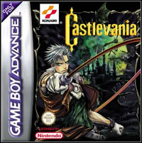 Castlevania: Circle of the Moon cover