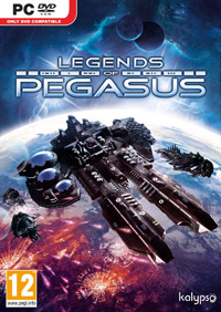 Okładka Legends of Pegasus (PC)