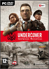 Okładka Undercover: Operation Wintersun (PC)