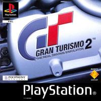 Game Box for Gran Turismo 2 (PS1)