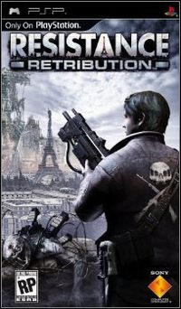 Resistance: Retribution cover