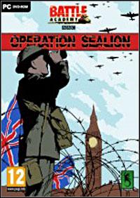 Okładka Battle Academy Operation Sealion (PC)
