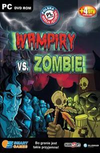 Okładka Vampires vs. Zombies (PC)