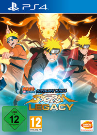 Game Naruto Shippuden: Ultimate Ninja Storm Legacy (PC) cover