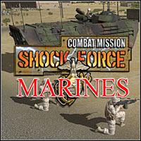 Okładka Combat Mission: Shock Force - Marines (PC)