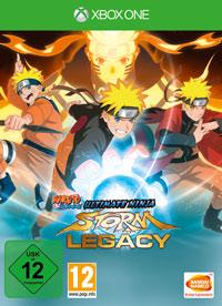 Game Naruto Shippuden: Ultimate Ninja Storm Legacy (PC) cover