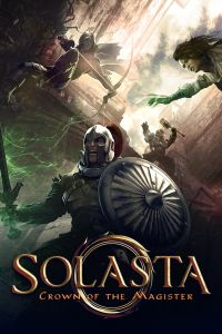 Solasta: Crown of the Magister (PC cover