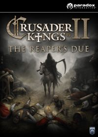 Game Crusader Kings II: The Reaper's Due (PC) cover
