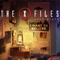 Game The X-Files: Deep State (AND) cover