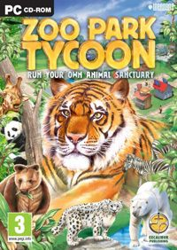 Game Box for Zoo Park Tycoon (PC)